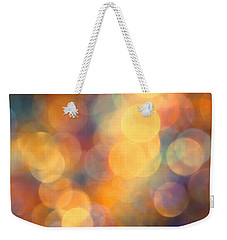 New Beginning Weekender Tote Bag by Jan Bickerton