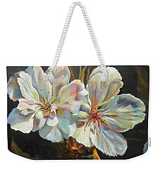 New Beginnings Weekender Tote Bag