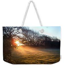New Dawn Fades Weekender Tote Bag
