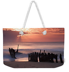New Day Dawning Weekender Tote Bag