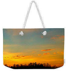 New Day Weekender Tote Bag
