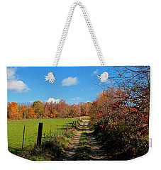 New England Farm Rota Springs Weekender Tote Bag