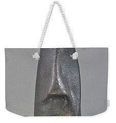 New Face #1 Weekender Tote Bag by Mario Perron