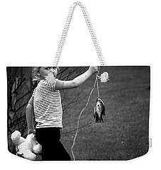 New Friends? Weekender Tote Bag