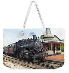 New Hope Station Weekender Tote Bag