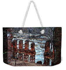 New Manchester Manufacturing Company Ruins Weekender Tote Bag