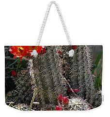 New Mexico Cactus Weekender Tote Bag