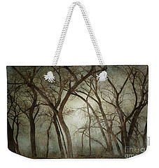 New Mexico Winter Woodland Weekender Tote Bag by Andrea Hazel Ihlefeld