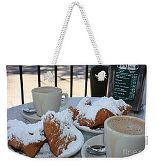 New Orleans Breakfast Weekender Tote Bag