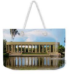 New Orleans City Park - Peristyle Weekender Tote Bag by Deborah Lacoste