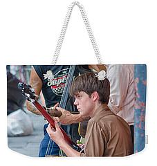 New Orleans Street Trio Weekender Tote Bag