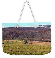 New Paltz Beauty Weekender Tote Bag by Ed Weidman