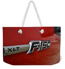 New Ride Weekender Tote Bag