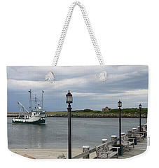 New Species Head Back Weekender Tote Bag
