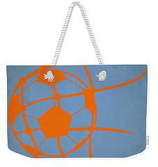 New York City Fc Goal Weekender Tote Bag