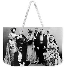 New York Costume Party Weekender Tote Bag