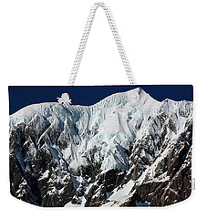 New Zealand Mountains Weekender Tote Bag