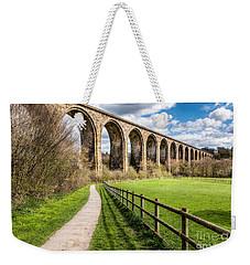 Newbridge Viaduct Weekender Tote Bag