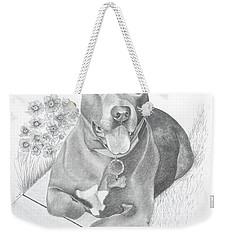 Newman Weekender Tote Bag