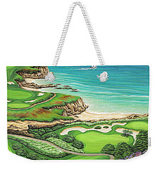Newport Coast Weekender Tote Bag