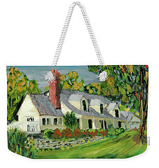 Next To The Wooden Duck Inn Weekender Tote Bag