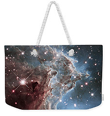 Ngc 2174-nearby Star Factory Weekender Tote Bag