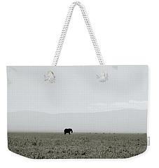 Ngorongoro Crater Weekender Tote Bag by Shaun Higson