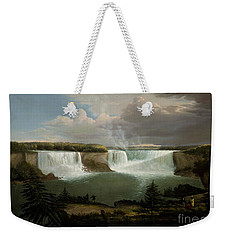 Niagra Falls By Alvan Fisher Weekender Tote Bag