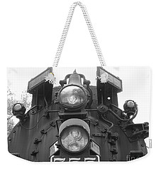 Nickel Plate Weekender Tote Bag