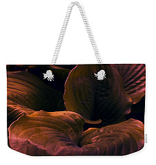 Night Abyss Weekender Tote Bag