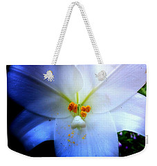 Night And Day Lilly  Weekender Tote Bag