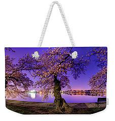 Night Blossoms 2014 Weekender Tote Bag