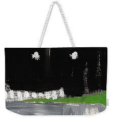 Night Horizon- Abstract Landscapeart Weekender Tote Bag