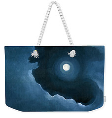 Night Light Weekender Tote Bag