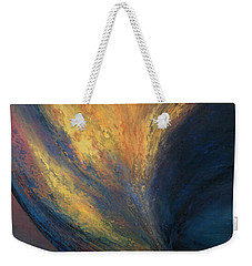 Night Vision Weekender Tote Bag by Valerie Travers