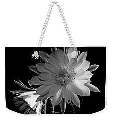 Nightblooming Cereus Cactus Flower Weekender Tote Bag