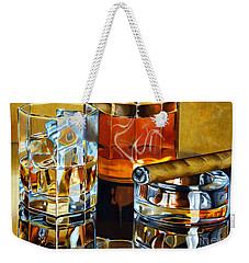 Nightcap 2 Weekender Tote Bag