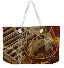 Nightcap Weekender Tote Bag