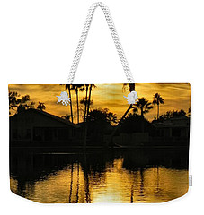 Nightfall Weekender Tote Bag by Deb Halloran