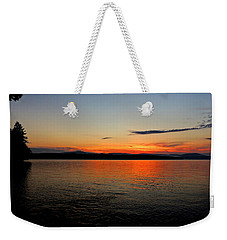 Nightfall Weekender Tote Bag by Mim White