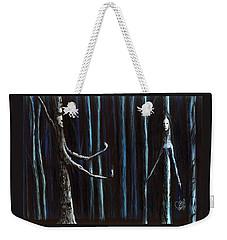 Nightfall Secret Weekender Tote Bag