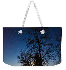 Night's Shadows Weekender Tote Bag