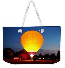 Night's Sunshine Weekender Tote Bag