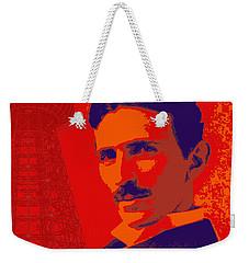 Nikola Tesla #1 Weekender Tote Bag