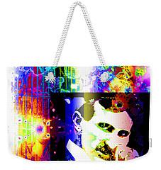 Nikola Tesla  Weekender Tote Bag