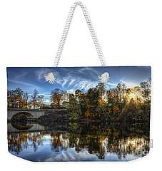 Niles Reflections Weekender Tote Bag