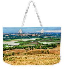 Niobara Weekender Tote Bag by John M Bailey