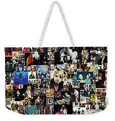 Nirvana Collage Weekender Tote Bag