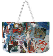 No 3 In A Series Of Assemblages Weekender Tote Bag