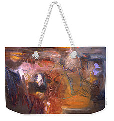 No 3 In A Series Of Human Landscapes Weekender Tote Bag